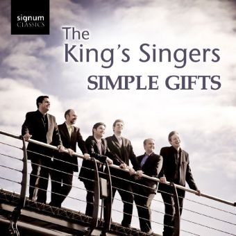Simple Gifts als CD