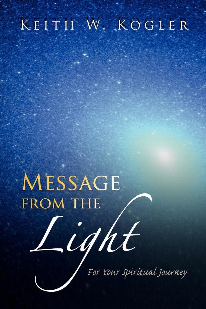 Message from the Light als Taschenbuch