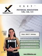 Cset Physical Education, 129, 130, 131 Teacher Certification Test Prep Study Guide