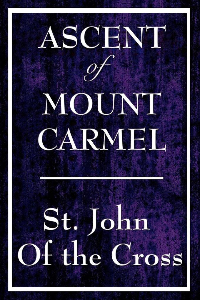 Ascent of Mount Carmel als Taschenbuch