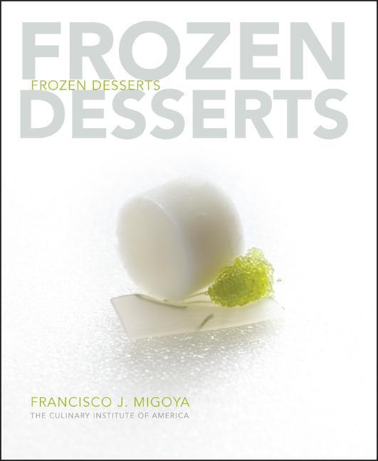 Frozen Desserts als Buch (gebunden)
