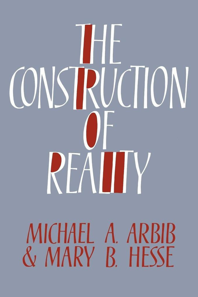 The Construction of Reality als Taschenbuch