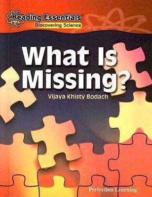 What Is Missing? als Buch (gebunden)
