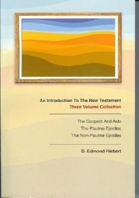 An Introduction to the New Testament: Three Volume Collection als Taschenbuch