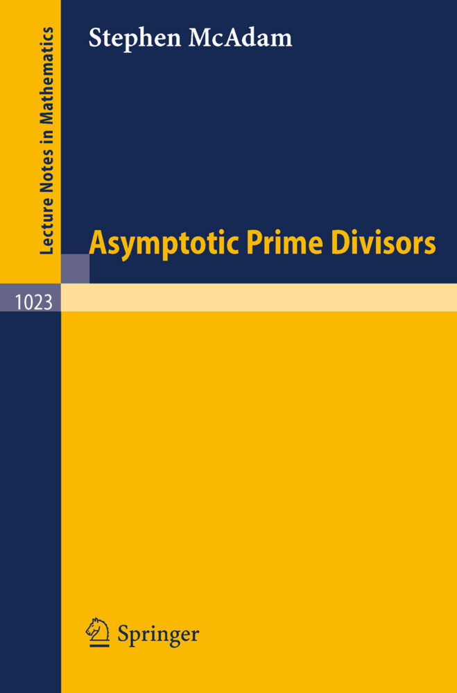 Asymptotic Prime Divisors als Buch (kartoniert)