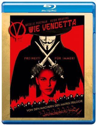 V wie Vendetta als Blu-ray