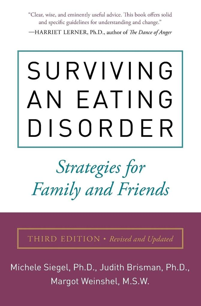 Surviving an Eating Disorder, Third Edition als Taschenbuch