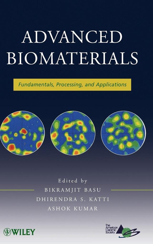 Advanced Biomaterials als Buch (gebunden)