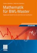 Mathematik für BWL-Master