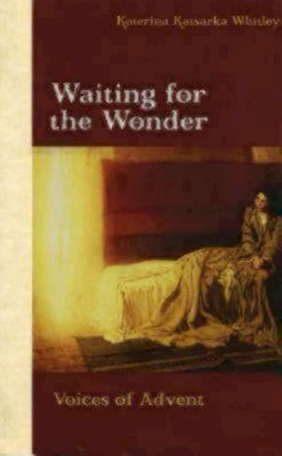 Waiting for the Wonder: Voices of Advent als Hörbuch CD