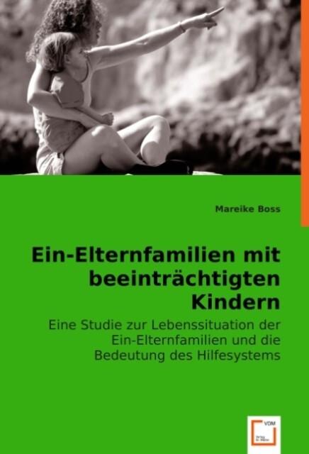 Ein-Elternfamilien mit beeinträchtigten Kindern als Buch (kartoniert)