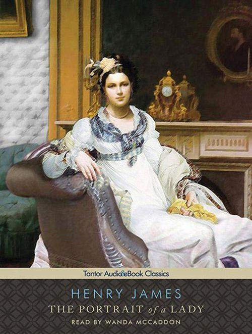 The Portrait of a Lady als Hörbuch CD
