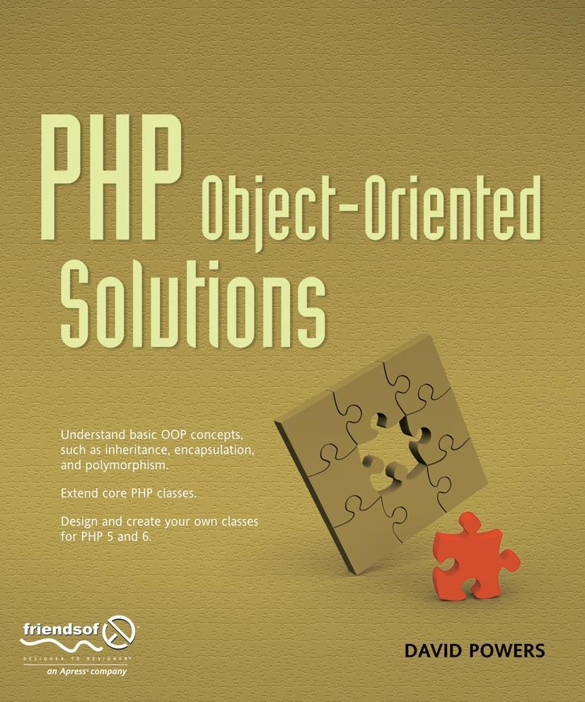 PHP Object-Oriented Solutions als Taschenbuch