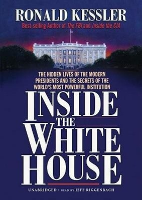 Inside the White House als Hörbuch CD