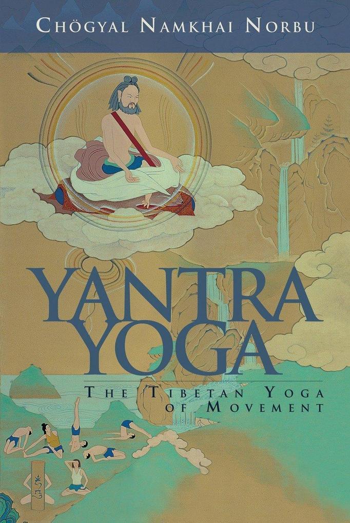 Yantra Yoga als Taschenbuch
