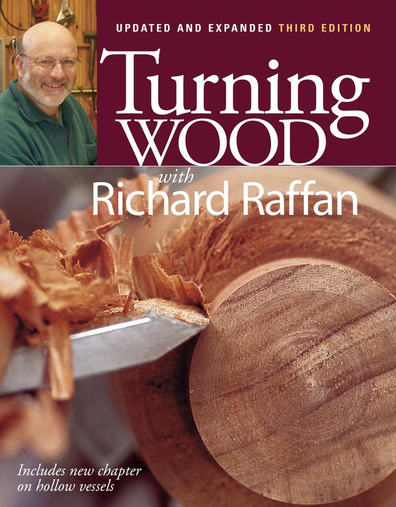 Turning Wood with Richard Raffan als Taschenbuch