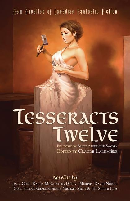 Tesseracts Twelve: New Novellas of Canadian Fantastic Fiction als Taschenbuch