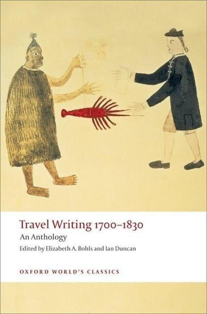 Travel Writing 1700-1830 als Taschenbuch