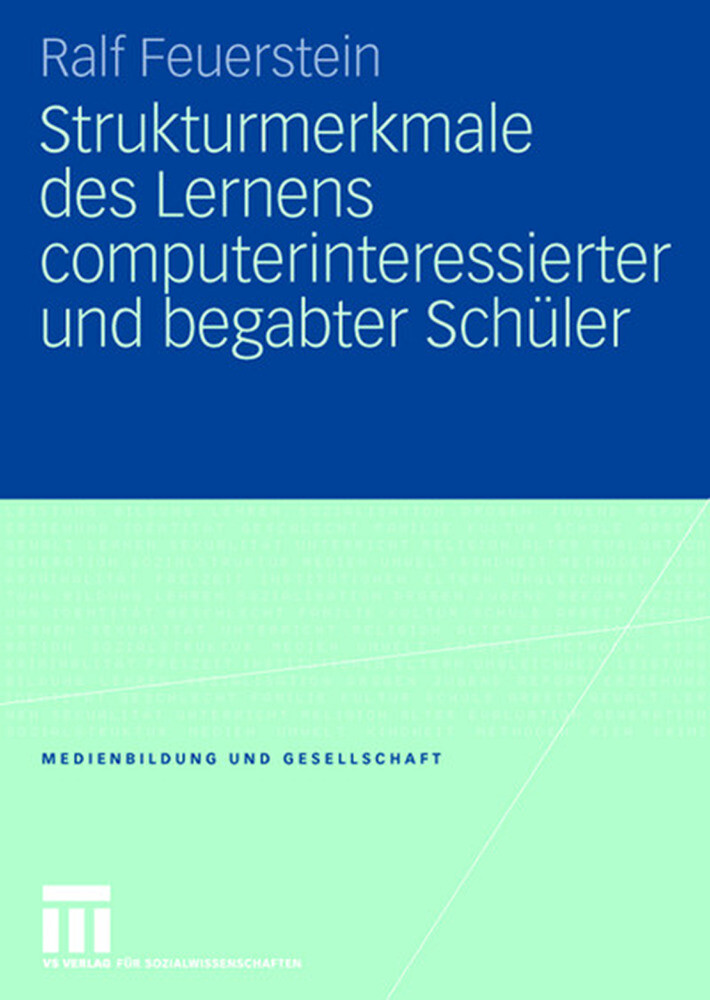 Strukturmerkmale des Lernens computerinteressierter und begabter Schüler als Buch (kartoniert)