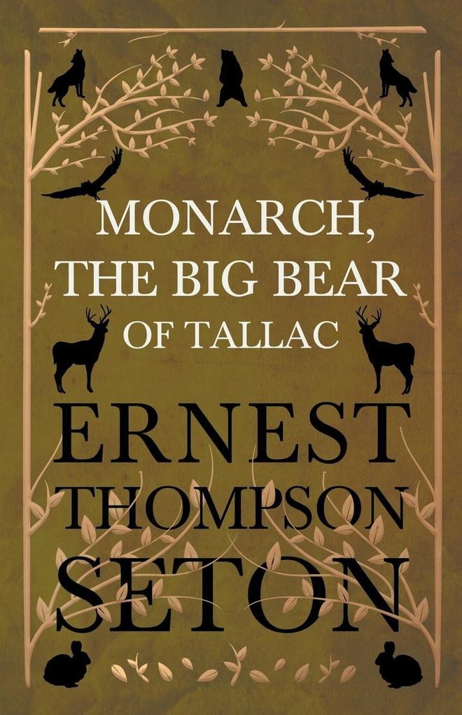 Monarch, The Big Bear of Tallac als Taschenbuch