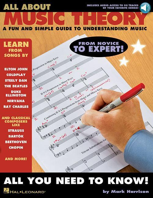 All About Music Theory als Buch (gebunden)