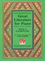 Great Literature for Piano Book 2 (Elementary) als Taschenbuch