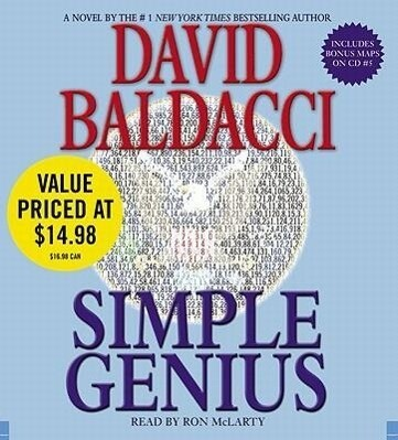 Simple Genius als Hörbuch CD