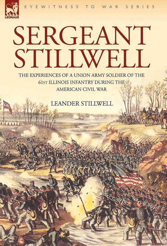 Sergeant Stillwell als Buch (gebunden)