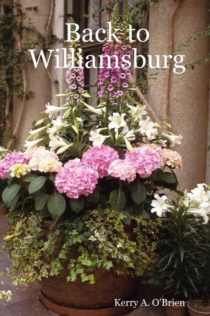 Back to Williamsburg als Taschenbuch