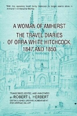 A Woman of Amherst als Buch (gebunden)