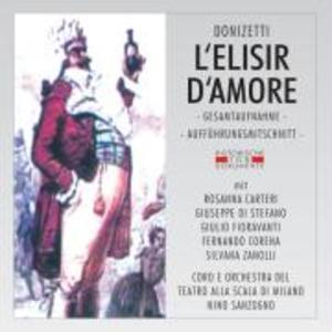 L'Elisir D'Amore (GA) als CD