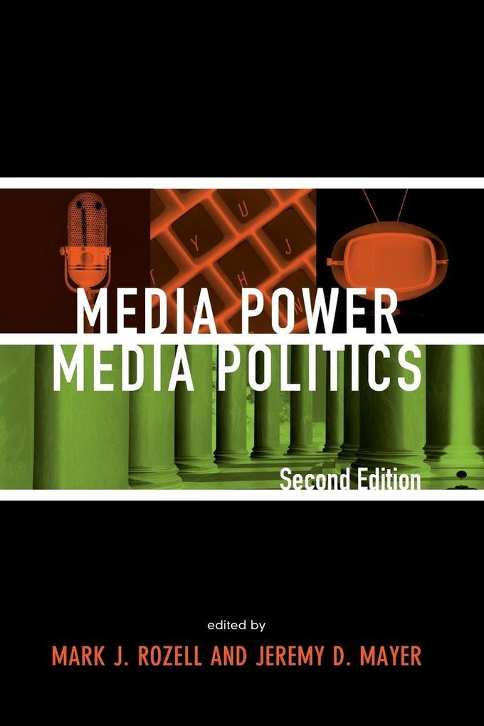 Media Power Media Politics 2edpb als Taschenbuch