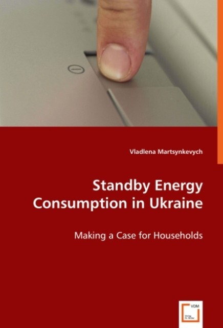 Standby Energy Consumption in Ukraine als Buch (kartoniert)