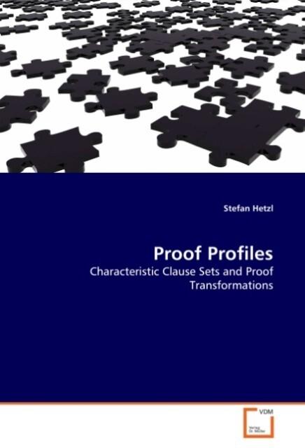 Proof Profiles als Buch (kartoniert)