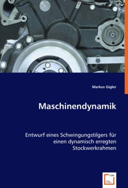 Maschinendynamik als Buch (kartoniert)