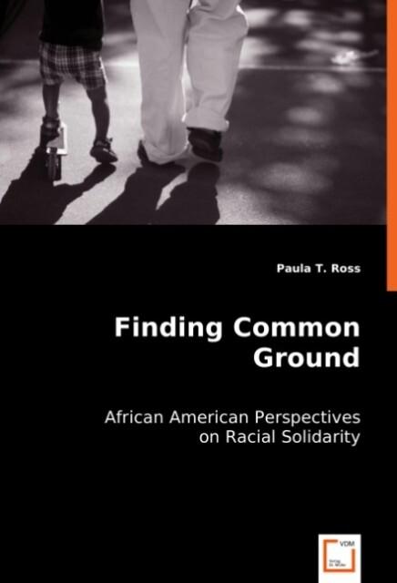 Finding Common Ground als Buch (kartoniert)