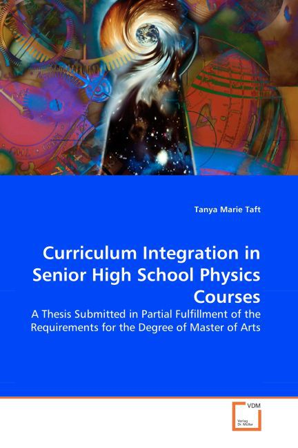 Curriculum Integration in Senior High School Physics Courses als Buch (kartoniert)