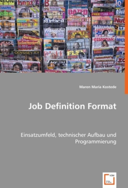 Job Definition Format als Buch (kartoniert)