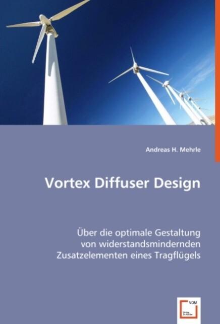 Vortex Diffuser Design als Buch (kartoniert)