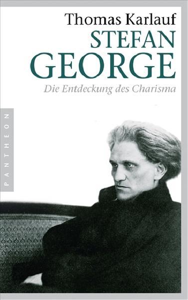 Stefan George als Buch (kartoniert)