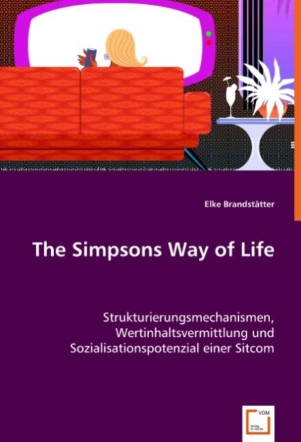 The Simpsons Way of Life als Buch (kartoniert)
