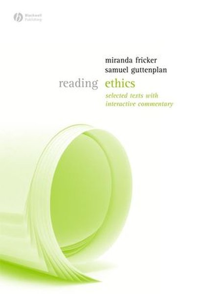 Reading Ethics: Selected Texts with Interactive Commentary als Taschenbuch