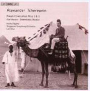 Klavierkonzerte Nrn.1 u.3/Festmusik/Marsch als CD