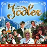 Die schönsten Jodler als CD