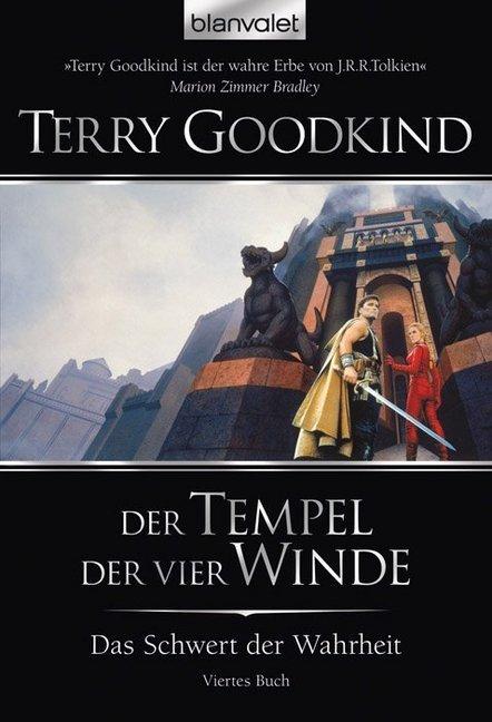 Das Schwert der Wahrheit 04. Der Tempel der vier Winde als Taschenbuch