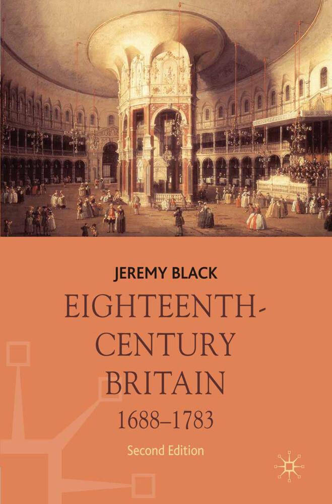 Eighteenth-Century Britain, 1688-1783 als Taschenbuch