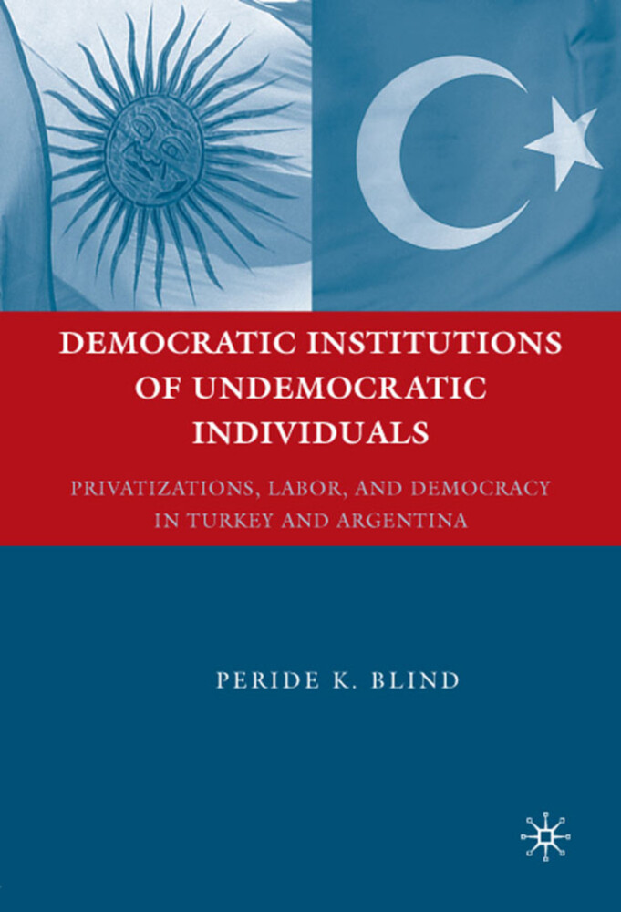 Democratic Institutions of Undemocratic Individuals: Privatizations, Labor, and Democracy in Turkey and Argentina als Buch (gebunden)