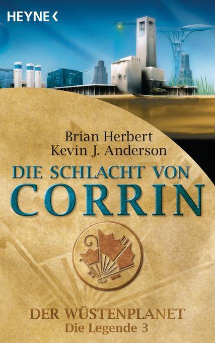 Die Schlacht von Corrin als Taschenbuch