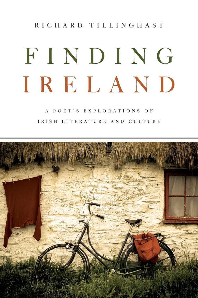 Finding Ireland als Taschenbuch