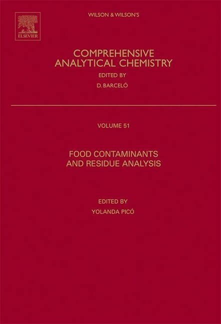 Food Contaminants and Residue Analysis als Buch (gebunden)